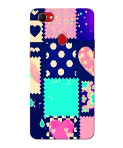 Cute Girly Oppo F7 Mobile Covers