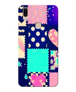 Cute Girly Vivo V9 Mobile Cover