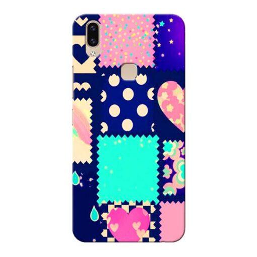 Cute Girly Vivo V9 Mobile Cover