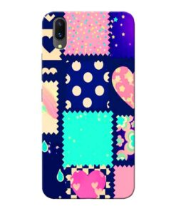 Cute Girly Vivo X21 Mobile Cover