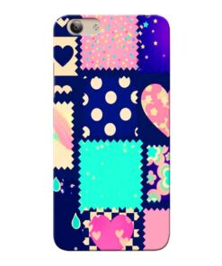 Cute Girly Vivo Y53 Mobile Cover