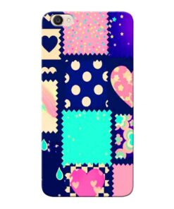 Cute Girly Vivo Y55s Mobile Cover