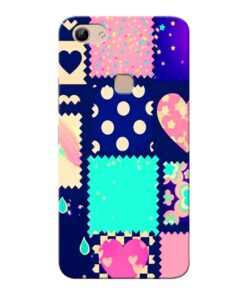 Cute Girly Vivo Y81 Mobile Cover