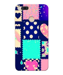 Cute Girly Xiaomi Mi A1 Mobile Cover
