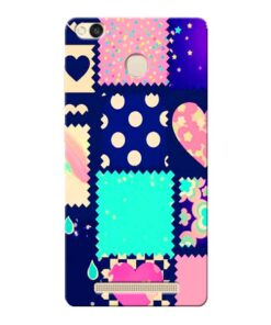 Cute Girly Xiaomi Redmi 3s Prime Mobile Cover
