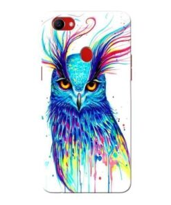 Cute Owl Oppo F7 Mobile Covers