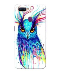 Cute Owl Oppo F9 Pro Mobile Cover