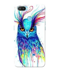 Cute Owl Oppo Realme 2 Pro Mobile Cover