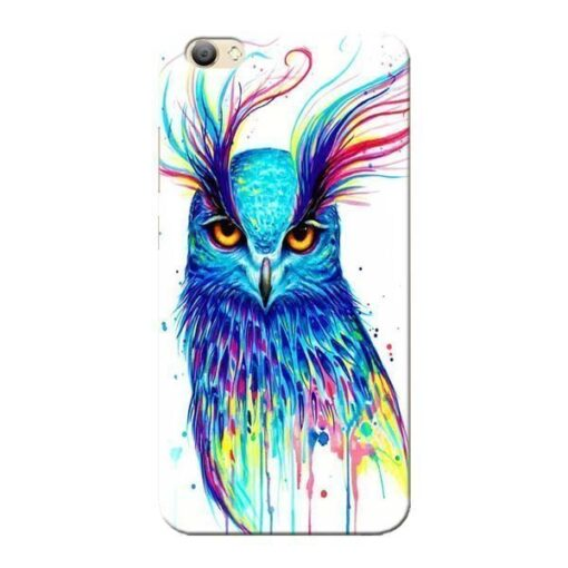 Cute Owl Vivo V5s Mobile Cover