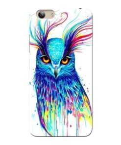 Cute Owl Vivo Y53 Mobile Cover