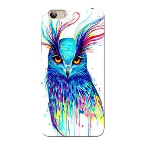 Cute Owl Vivo Y53 Mobile Cover