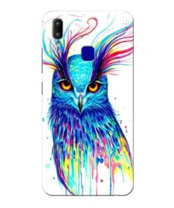 Cute Owl Vivo Y91 Mobile Cover