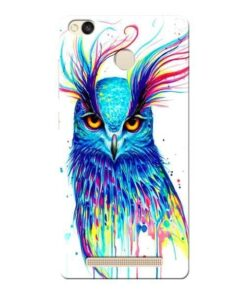Cute Owl Xiaomi Redmi 3s Prime Mobile Cover