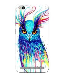 Cute Owl Xiaomi Redmi 5A Mobile Cover