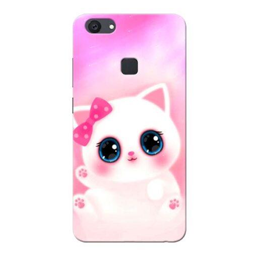 Cute Squishy Vivo V7 Plus Mobile Cover