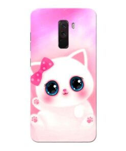 Cute Squishy Xiaomi Poco F1 Mobile Cover