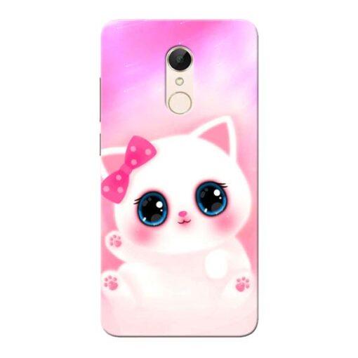 Cute Squishy Xiaomi Redmi 5 Mobile Cover