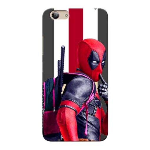 DeadPool Star Vivo Y53i Mobile Cover