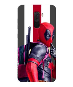 DeadPool Star Xiaomi Poco F1 Mobile Cover