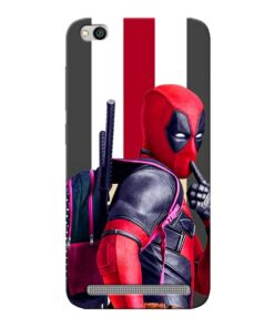 DeadPool Star Xiaomi Redmi 5A Mobile Cover