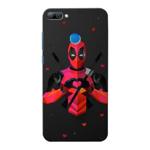 DeedPool Cool Honor 9N Mobile Cover