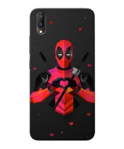DeedPool Cool Vivo V11 Pro Mobile Cover