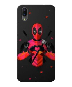 DeedPool Cool Vivo X21 Mobile Cover