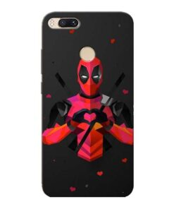 DeedPool Cool Xiaomi Mi A1 Mobile Cover