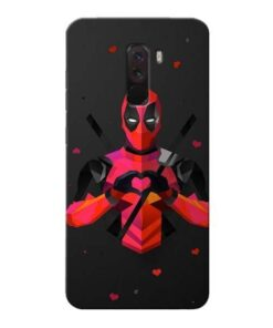 DeedPool Cool Xiaomi Poco F1 Mobile Cover