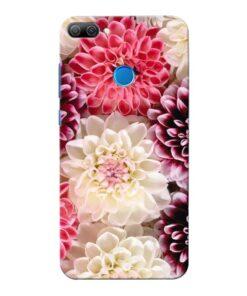 Digital Floral Honor 9N Mobile Cover