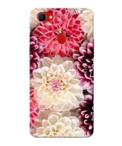 Digital Floral Oppo F7 Mobile Covers