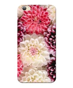 Digital Floral Vivo V5s Mobile Cover