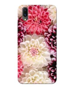Digital Floral Vivo X21 Mobile Cover