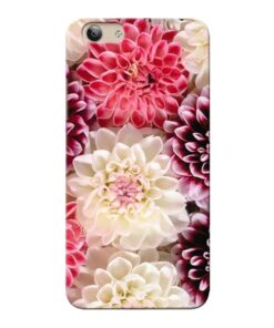 Digital Floral Vivo Y53 Mobile Cover