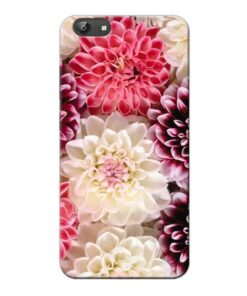 Digital Floral Vivo Y66 Mobile Cover