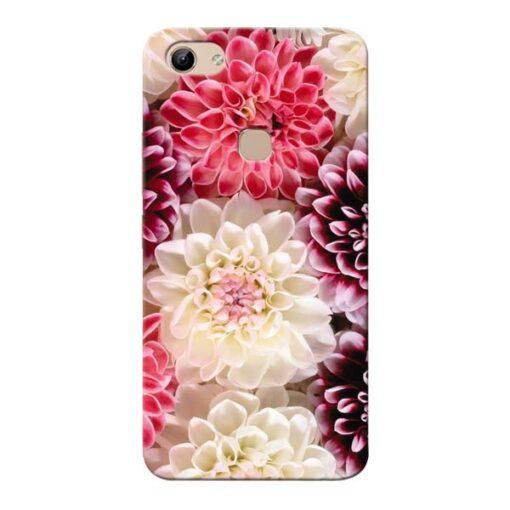 Digital Floral Vivo Y83 Mobile Cover