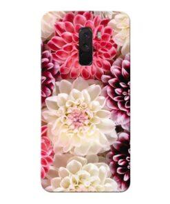 Digital Floral Xiaomi Poco F1 Mobile Cover