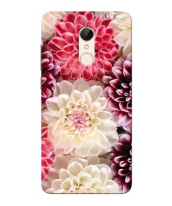 Digital Floral Xiaomi Redmi 5 Mobile Cover