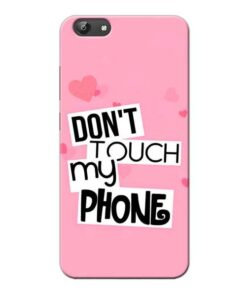 Dont Touch Vivo Y69 Mobile Cover