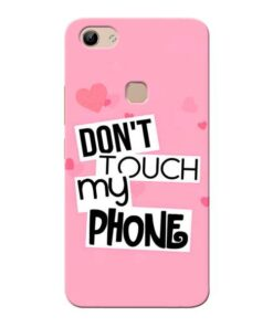 Dont Touch Vivo Y81 Mobile Cover