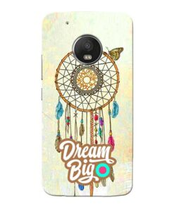 Dream Big Moto G5 Plus Mobile Cover