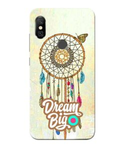 Dream Big Redmi Note 6 Pro Mobile Cover