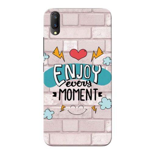 Enjoy Moment Vivo V11 Pro Mobile Cover
