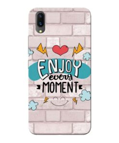 Enjoy Moment Vivo X21 Mobile Cover