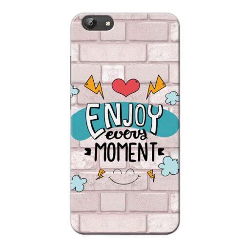 Enjoy Moment Vivo Y66 Mobile Cover