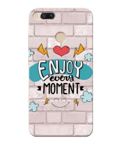 Enjoy Moment Xiaomi Mi A1 Mobile Cover