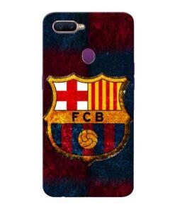 FC Barcelona Oppo F9 Pro Mobile Cover