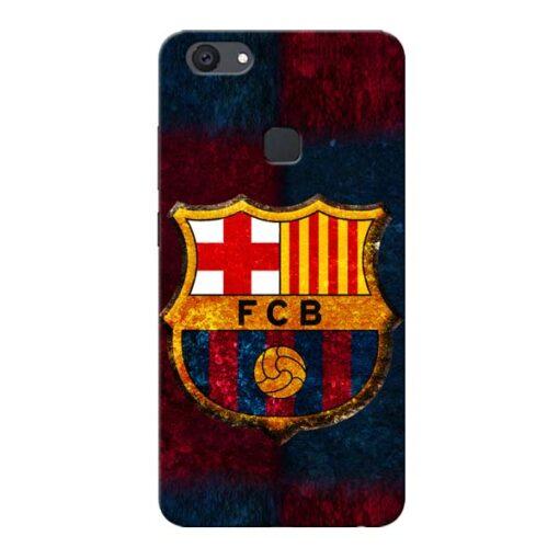 FC Barcelona Vivo V7 Plus Mobile Cover
