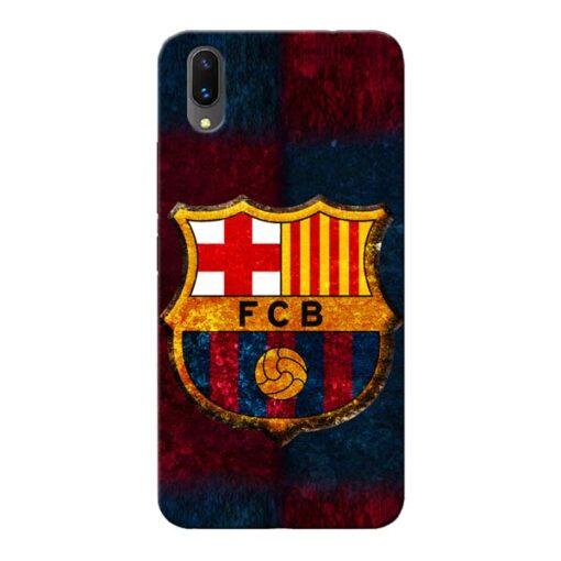 FC Barcelona Vivo X21 Mobile Cover