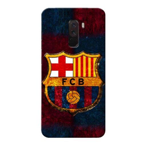 FC Barcelona Xiaomi Poco F1 Mobile Cover